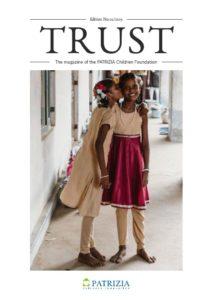 Stiftungsmagazin Trust Titelbild EN