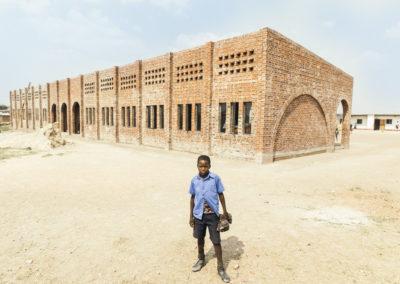 PATRIZIA School Simbabwe Harare - im Bau