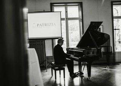 Event PATRIZIA Klavierrezital 2019 Wannsee - Klavier