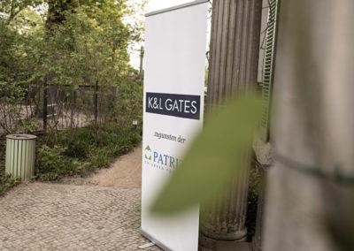 Event PATRIZIA Klavierrezital, Wannsee mit K&L Gates