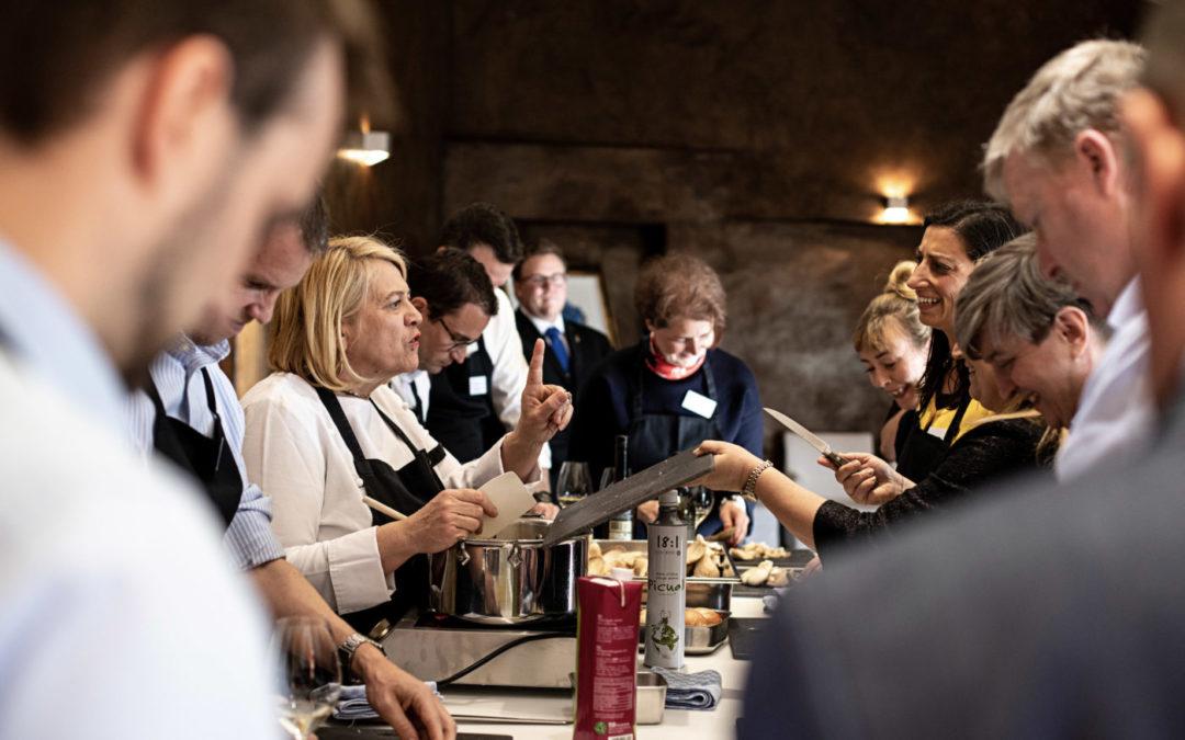 Erstes Internationales Charity Dinner mit Clifford Chance und Deloitte