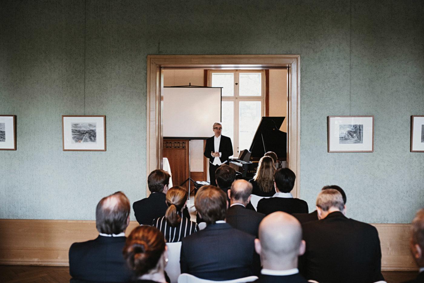 Event PATRIZIA Klavierrezital 2019 Wannsee - Andreas Weimer