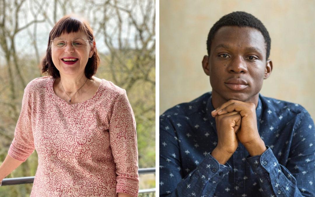 PATRIZIA Foundation Talk mit Beatrice Rutishauser Ramm und Otto Dodoo