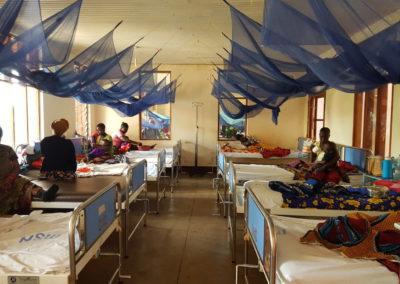 PATRIZIA Children Hospital Peramiho, Tanzania Krankenstation