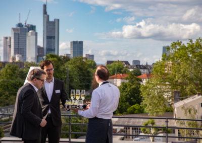 Event PATRIZIA Charity Cooking 2019 Frankfurt - Aperitiv
