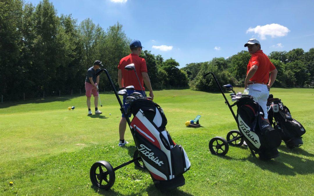 7. PATRIZIA Charity Golf Cup