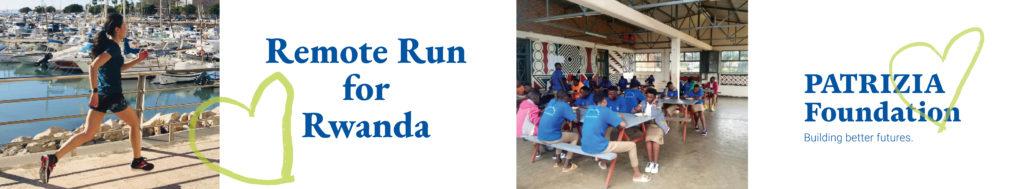 Remote Run for Rwanda