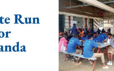 Remote Run for Rwanda – eine Volunteeringaktion für die Stiftung