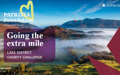 PATRIZIA Lake District Charity Challenge