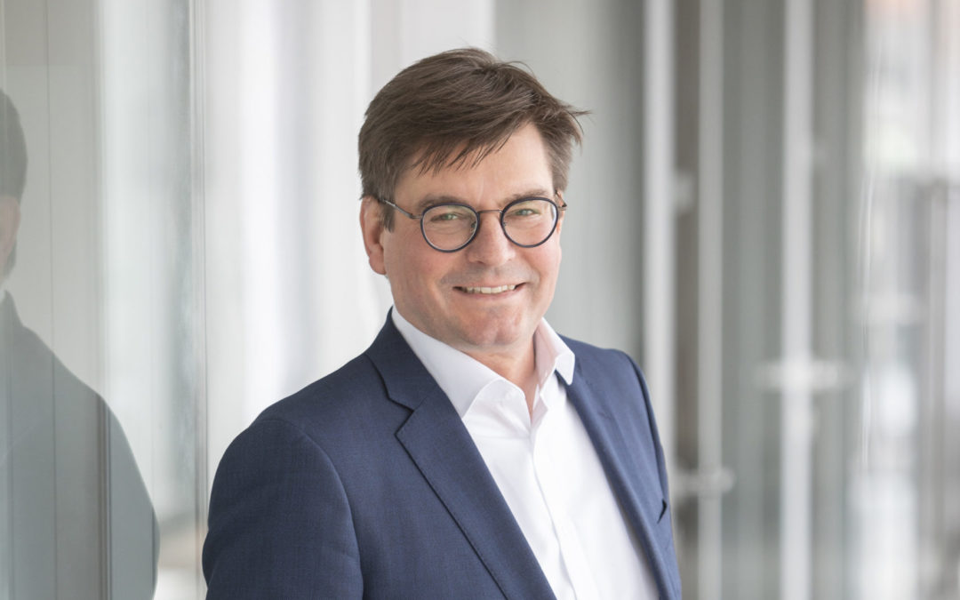 PATRIZIA Foundation Talk mit Christoph Liedtke
