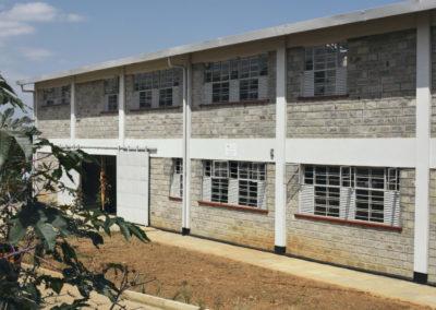 PATRIZIA Vocational Training Alego, Kenia - Gebäude von außen