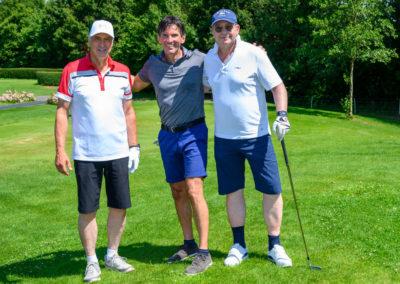 Event 7. PATRIZIA Charity Golf Cup 2019, Frankfurt Hof Hausen vor der Sonne - Flight während der Runde