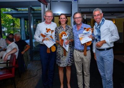 Event 7. PATRIZIA Charity Golf Cup 2019, Frankfurt Hof Hausen vor der Sonne - Abendveranstaltung, Flight Netto Sieger