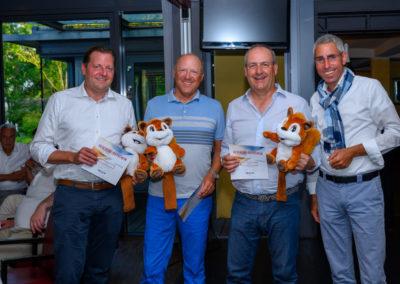 Event 7. PATRIZIA Charity Golf Cup 2019, Frankfurt Hof Hausen vor der Sonne - Abendveranstaltung, Flight Brutto Sieger