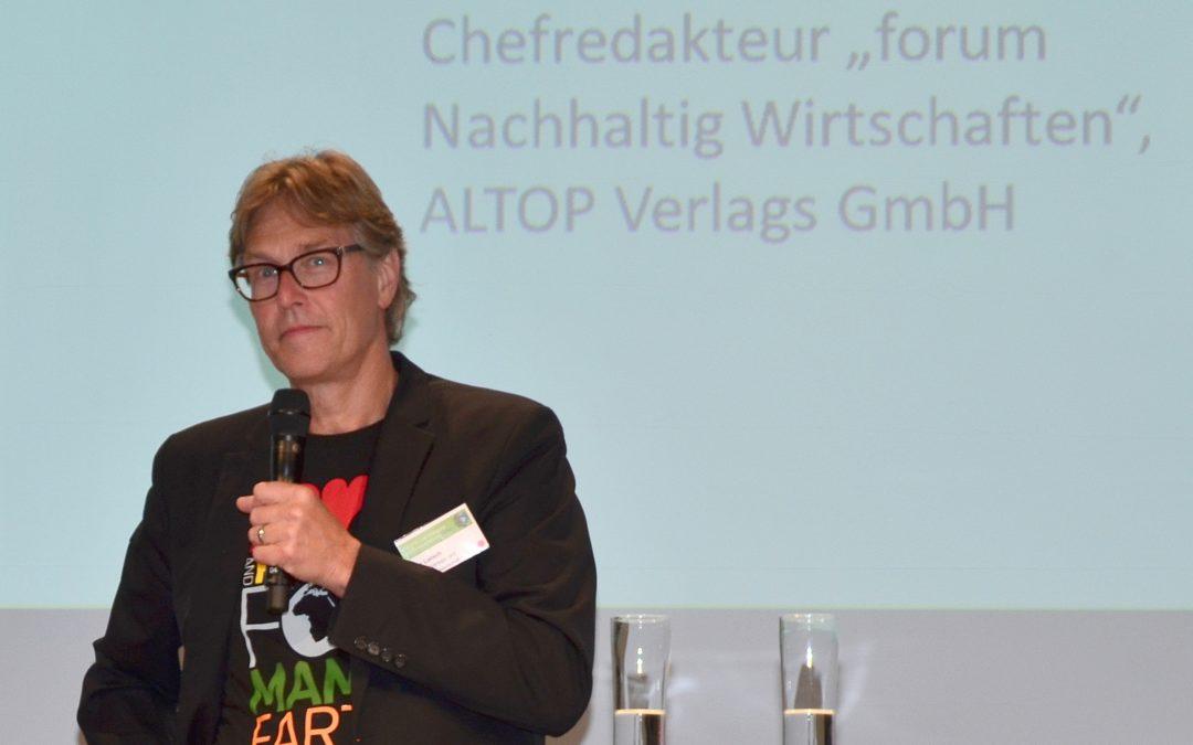 Fritz Lietsch: Veränderung braucht Vorbilder