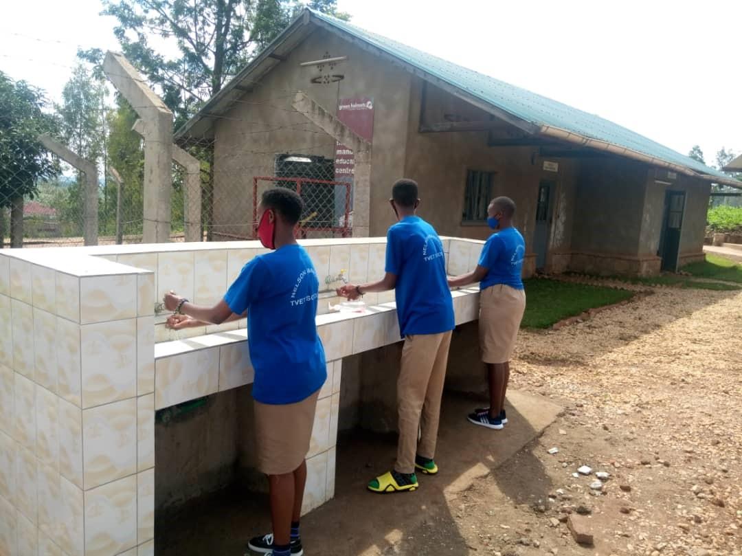 Handwashing facilites