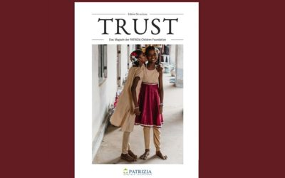 TRUST – the second foundation magazine of the PATRIZIA Foundation is out now!