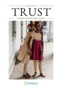 Stiftungsmagazin Trust - Titelbild DE