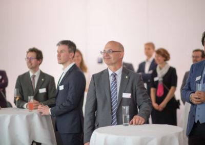 Event PATRIZIA PreOpening HVV in Augsburg - Präsentation